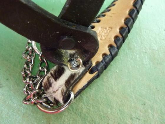 首輪の修理