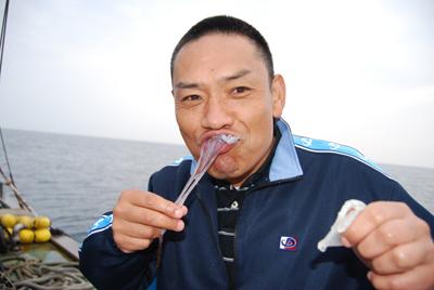 京都丹後 魚政の うおけんさん