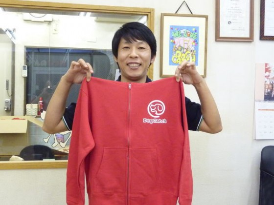 うんちパーカー 2010