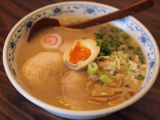 ラーメン天きのチャーシュー麺