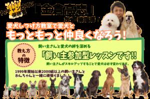 犬のしつけ教室 大阪